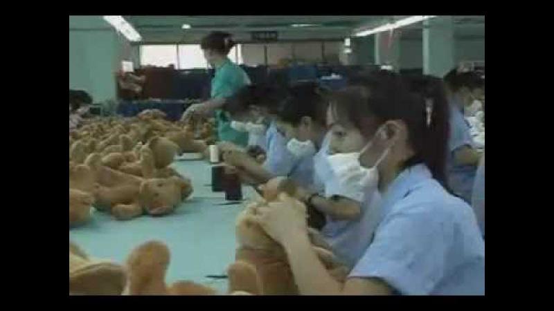 Santa's Workshop Inside China's Slave Labour Toy Factories
