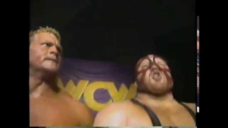 Sid Vicious and Big Van Vader vs. Tom Zenk and Johnny Gunn (06-26-1993)