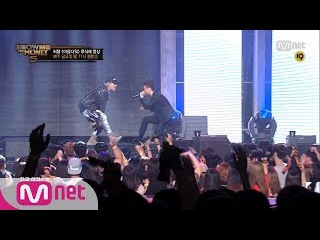 show me the money5 [무삭제/단독] 씨잼 아름다워 (feat.지코) @ Semi-Final 160708 EP.9