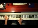 Мой Друг Лучше Всех Играет Блюз как играть фортепианный рифф