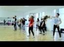 Nikita Rapture VOGUE Femme мастер-класс MoveOn DS Черновцы
