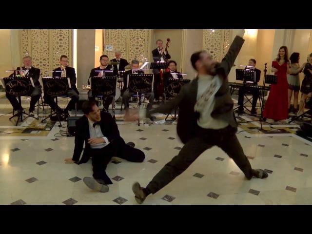 AMAZING DUET - Max Pitruzzella and Thomas Blacharz - Swingin' Genova