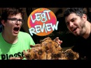 LEGIT FOOD REVIEW Dumpster Chicken Ft H3H3