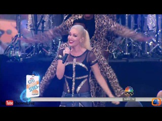 Gwen Stefani - Make Me Like You | LIVE Today Show 2016 July 15
