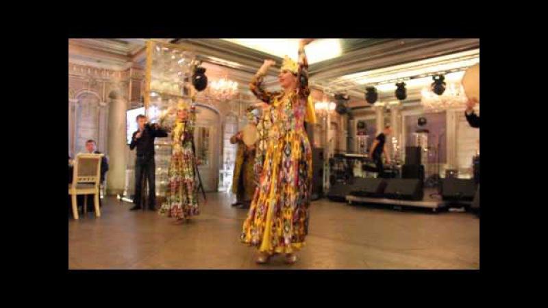 Узбекские танцы в Москве 7-915-347-87-66 www.bahordance.ru Бахорансамбль узбекского танца