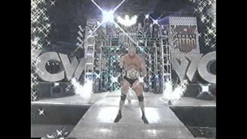 WCW Nitro: June 1st 1998: Goldberg vs. La Parka