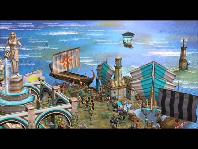 Age of Mythology™: Divine Satisfaction (Cinematic)