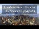 Наиб имама Шамиля Гаирбек из Буртуная. Алигаджи Сайгидгусейнов
