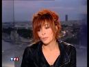 Mylene Farmer JT de 20 heures TF1 31 08 2008 J'aimerais juste vous dire