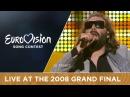 Sébastien Tellier Divine France Live 2008 Eurovision Song Contest