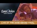 Rodolfo Chikilicuatre - Baila El Chiki Chiki (Spain) Live 2008 Eurovision Song Contest