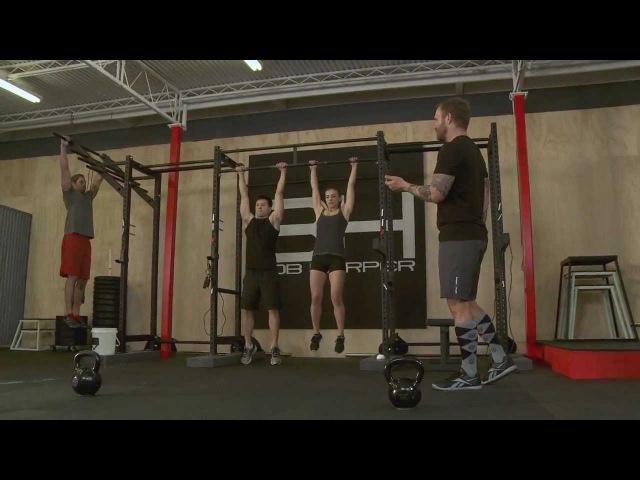 Bob Harpers Mens Fitness CrossFit WOD