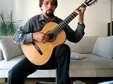 La Cumparsita (Classical Guitar Arrangement by Giuseppe Torrisi - Performed by Santy Masciar