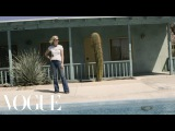 Jennifer Lawrence's Awkward Interview Vogue