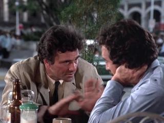 35. КОЛОМБО: ДЕЛО ЧЕСТИ (1976, 5 сезон, 4 серия) - детектив. Тед Пост