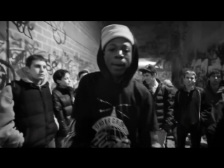 Joey Bada$$ Ft. Big K.R.I.T. _ Smoke DZA - Underground Airplay (Official Video)