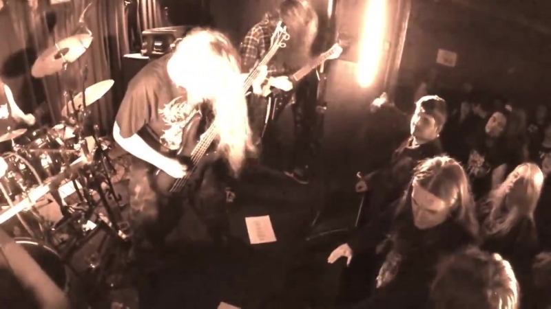11 - Iconic Vivisect - Womb Full Of Scabs (Disgorge Cover) (Live @ The Bendigo Hotel)
