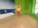 Утренняя гимнастика с Екатериной Серебрянской _ЛАТИНО_танцевальная разминка  (11)