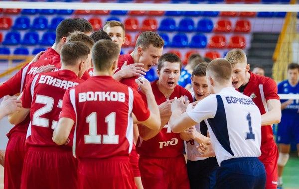 Локомотив-ЦИВС Молодёжная лига