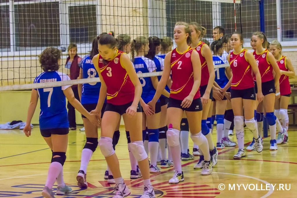 Волейболистки Центра игровых видов спорта победили в городском первенстве