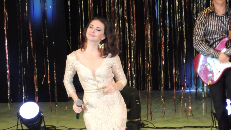 Алсу Абельханова - Уфа (22.10.16)