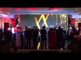 Кавер-Группа GOLD на корпоративе в Ritz Carlton Moscow
