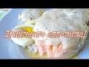 Семга под сливочным соусом