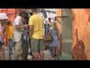 Первый съемочный день кинокартины Правдивая история об Алых парусах