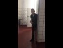 Максим в женском туалете