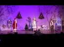 Новогодняя сказка Коза-Дереза и Дед Мороз