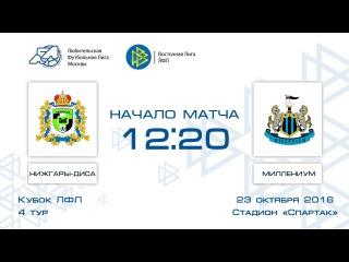 NPG Премьер-Лига. 12-й тур. Братеево - Флагман (Юго-Восток)