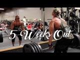 Jeremy Buendia 5 Weeks Out Olympia Series Teaser