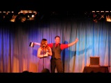Cruise Ship Magic Classic Miser's Dream Magic Trick with Christopher James