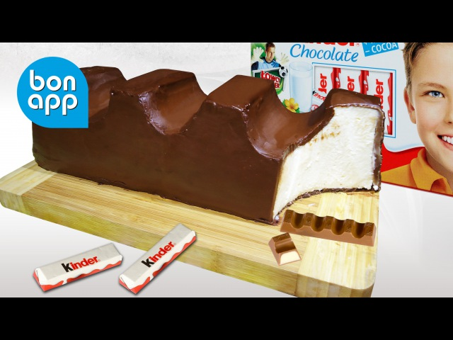 Огромный Киндер шоколад Kinder chocolate
