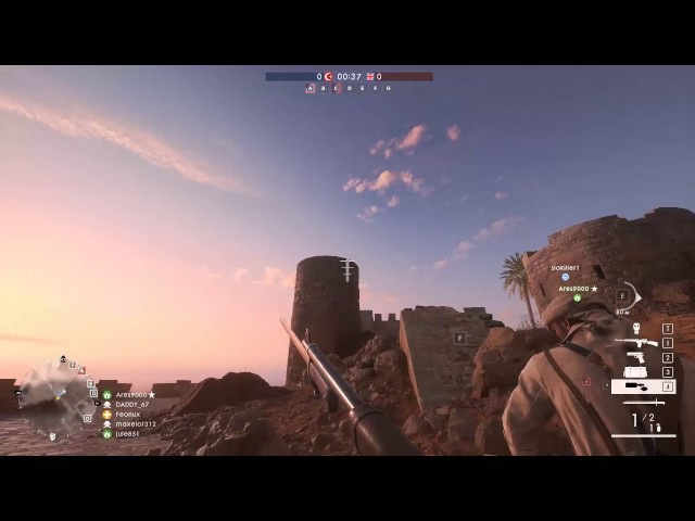 Battlefield 1 Винтовочная граната
