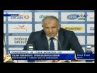 Fenerbahçe - CSKA Moskova Euroleague Final Maç Sonu Zeljko Obradoviç'in Açıklamaları
