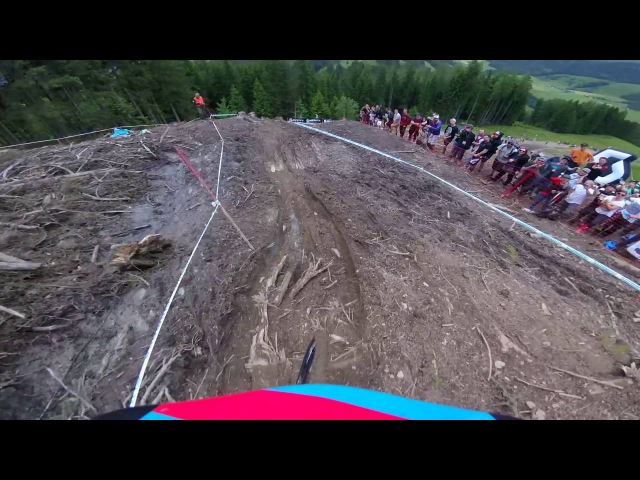 UCI MTB World Cup | Tahnee Seagrave | Leogang, Austria | 12 June 2016