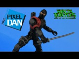 Foot Soldier Teenage Mutant Ninja Turtles Out of the Shadows Movie Figure Video Review