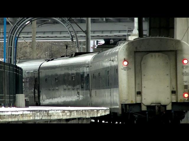 ЧС8-010 с поездом IC №739 Кривой Рог - Киев