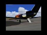 Запуск и руление Як-40 MFS2004 Yak40 UNNT