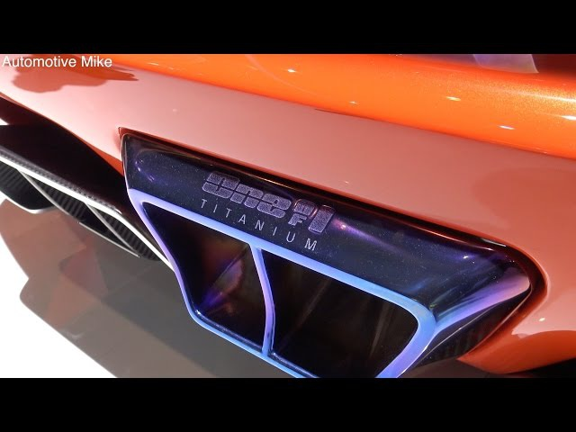 Koenigsegg One of 1 - Geneva Motorshow 2016