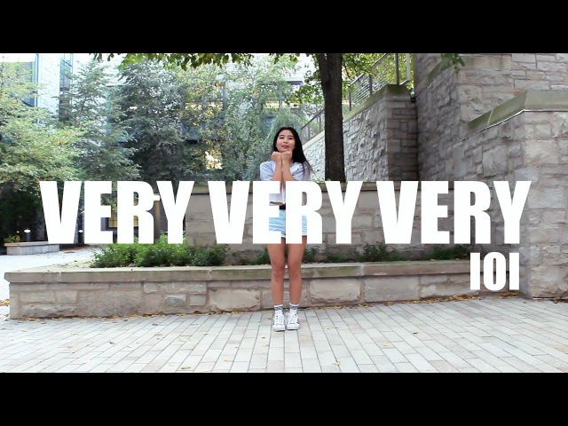I.O.I(아이오아이) _ Very Very Very(너무너무너무) _ Lisa Rhee Dance Cover