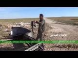 مشاهد خاصة لتدمير الجيش السوري شاحنة ذخائ&#15