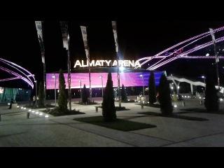 В городе Алматы открылась Ледовая арена