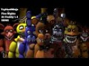 SFM FNAF Five Nights at Freddy's 4 SONG by TryHardNinja