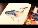 Watercolor Painting for Beginners The Dream