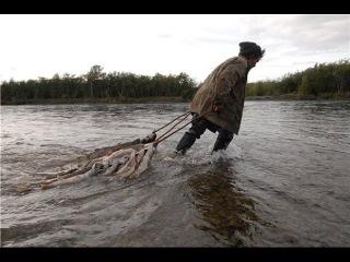Рыбалка на Крайнем Севере! Река Ботоми. Жизнь и быт рыболовов!