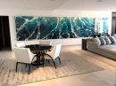 Aquas aliis Vitrius Large Scale Artwork by Ben Hecht