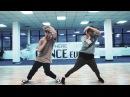 TroyBoi O G Joseph Tsosh Choreography ATMOSPHERE DANCE CAMP Winter 2017