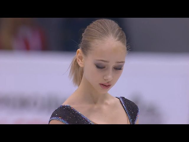 Alisa LOZKO FP― Russia Nationals 2017